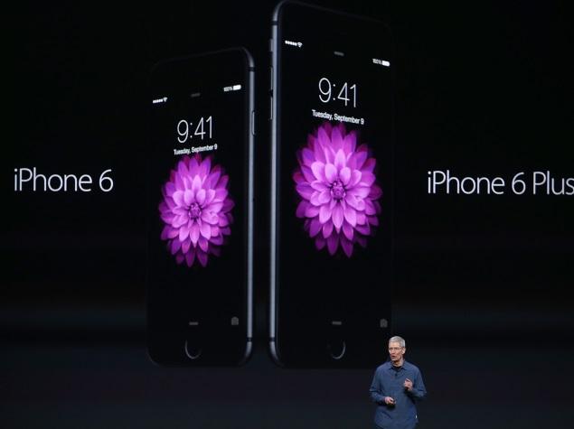 Apple Launches iPhone 6, iPhone 6 Plus