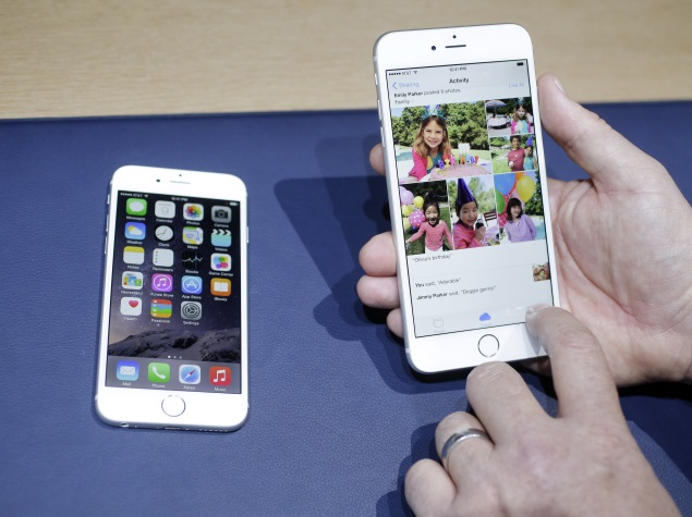 iPhone 6 and iPhone 6 Plus More Durable Than Samsung Galaxy S5: Study