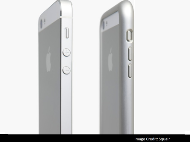 iPhone 6 tipped to feature curved chassis design; alleged case showcased