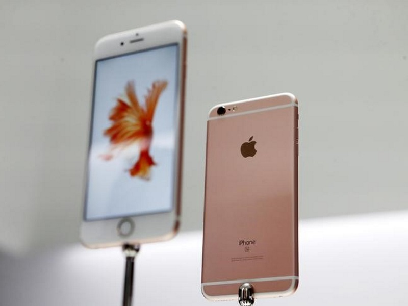 iPhone 6s, iPhone 6s Plus, iPad Pro, New Apple TV Fail to Impress Apple Investors