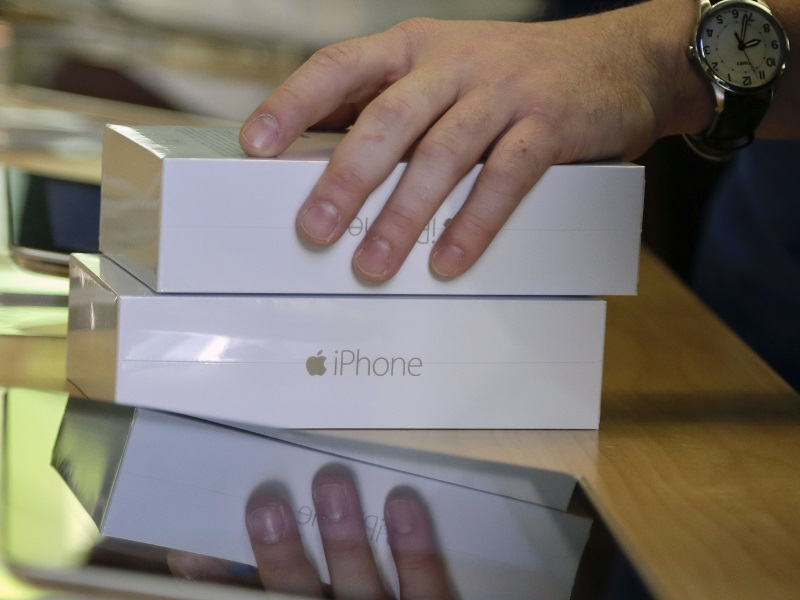 iPhone 6 Infringes on Patent, Says Beijing, Orders Halt of Sales in City