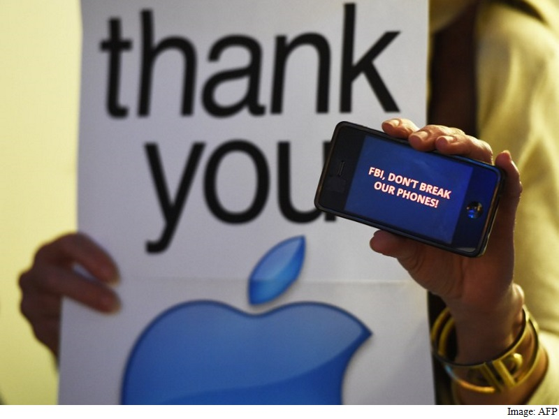 Google, Microsoft, Other Rivals Back Apple Ahead of iPhone Ruling