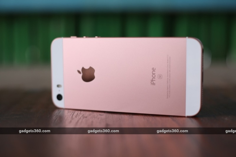 Apple Iphone 5se Price In India
