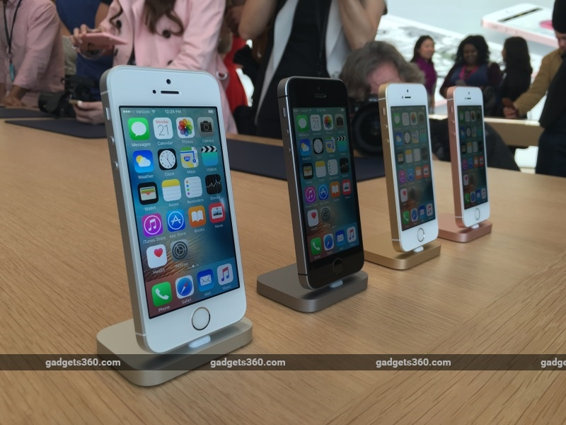 With the iPhone SE, Apple Hopes Small Is Big Again