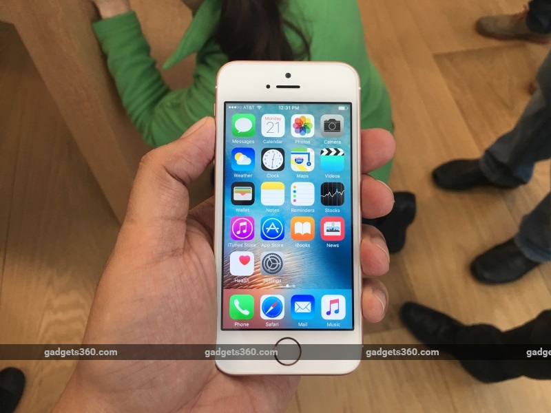 What's Inside the iPhone SE? Teardown Reveals Exact Specifications