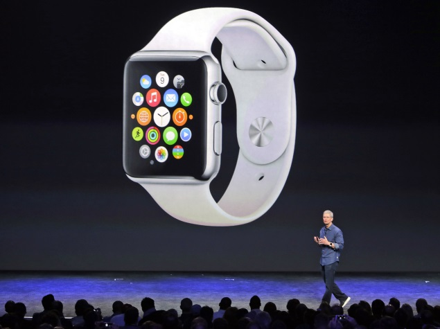 Apple Watch Unveiled as 'Comprehensive Health and Fitness Companion'