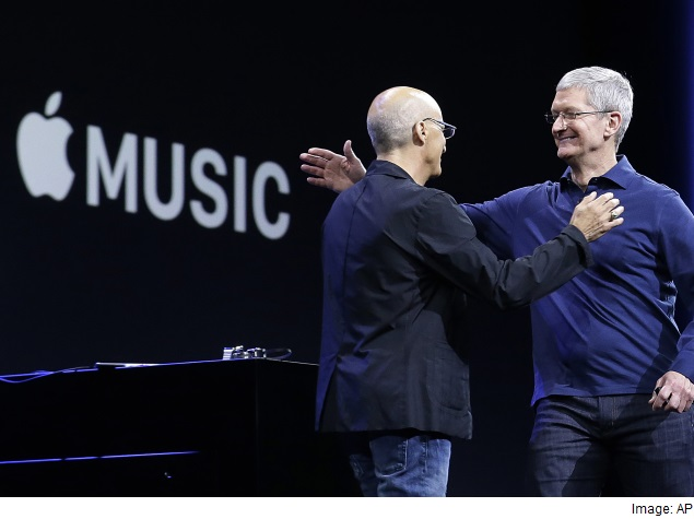 Apple Aims to Become Online Music Powerhouse
