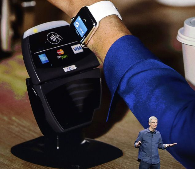 PayPal Excluded From Apple Pay Due to Samsung Galaxy S5 Deal: Report