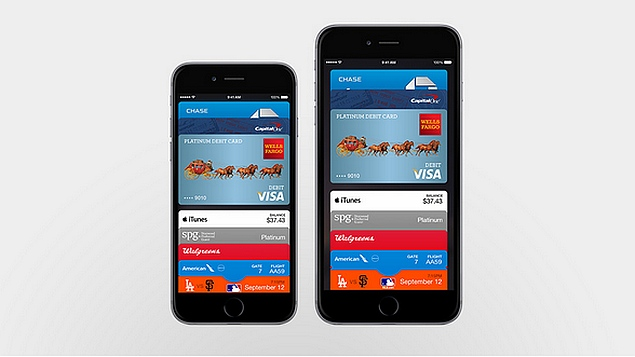 Apple Unveils 'Apple Pay' Mobile Wallet and Payment System