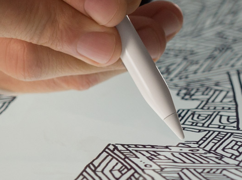 Apple Pencil Good for 30 Minutes of Use With 15 Seconds of