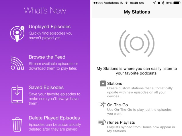 Apple Releases iTunes 11.2 for OS X, Windows; Updates Podcasts iOS App