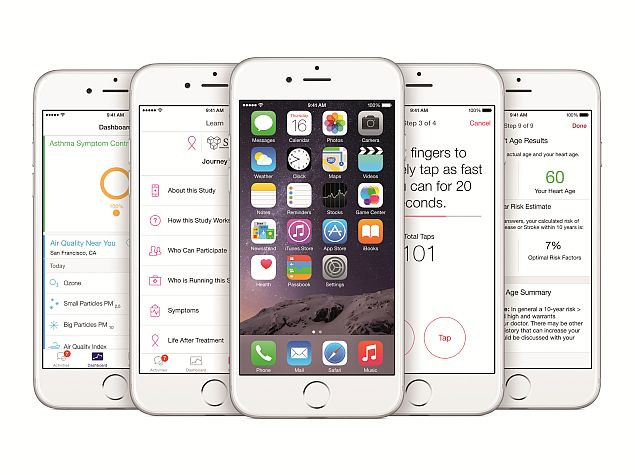Apple's ResearchKit to Give Scientists Ready Access to Study Subjects