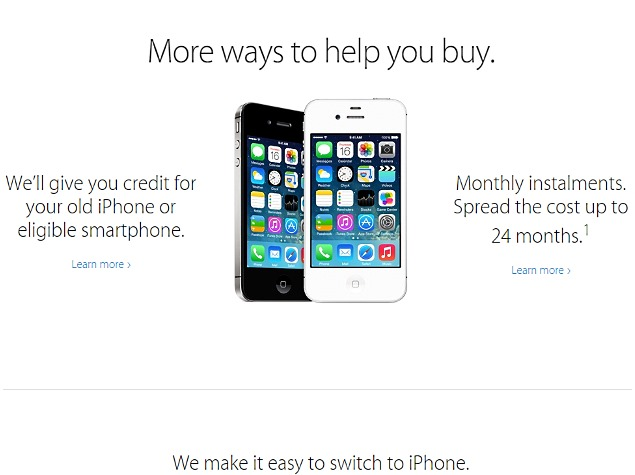 Apple Unveils Non-iPhone Smartphone Trade-In Program to Boost Sales