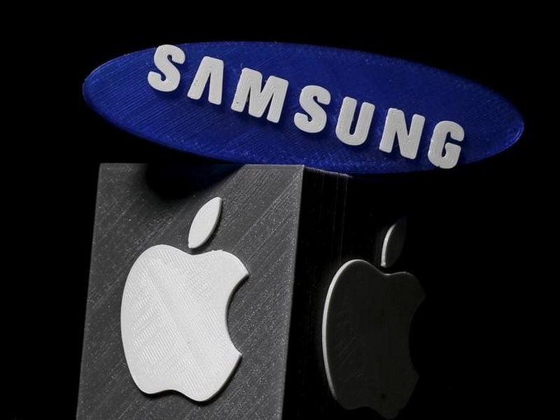 Apple, Samsung Face New iPhone Damages Trial