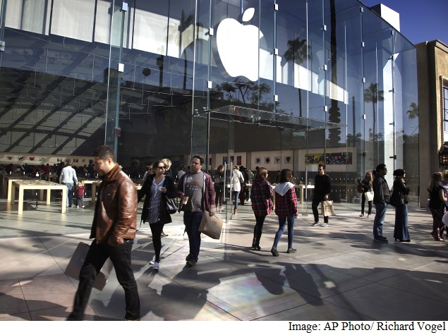iPhone Sales Trample Expectations as Apple Profit Sets Global Record