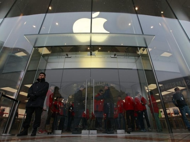 China Bans Apple Products From Government Purchases: Report