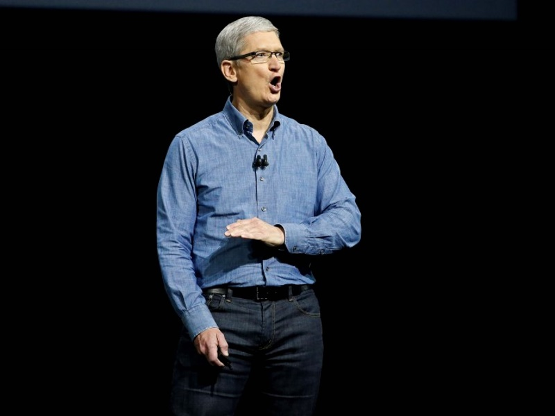 Apple's Tim Cook on Acquisitions, Pokemon Go, and Augmented Reality