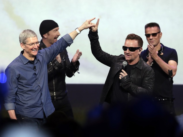 Tech Startups Are the New Rock Bands, Says U2's Bono