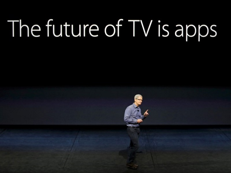 Apple Overhauls Apple TV With App Store, Siri Search