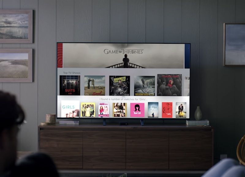 Apple in Talks With Hollywood Giants to Make Its Own TV Shows: Report