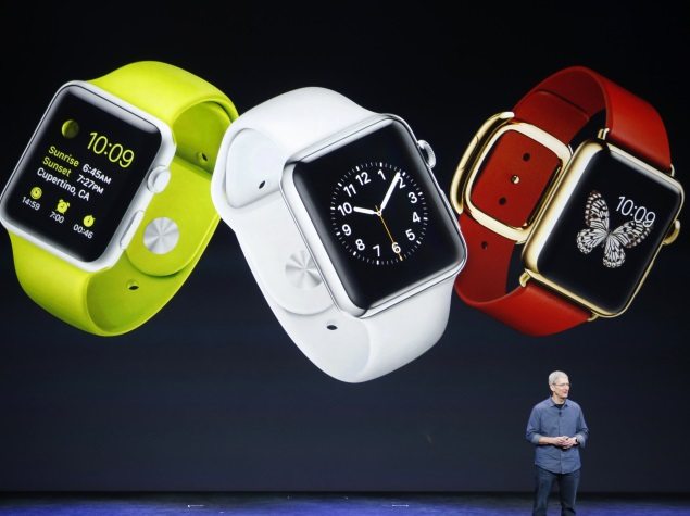 Apple Watch's Advertising Potential to Be Previewed at CES 2015