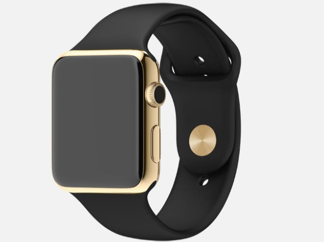Why It Is Wrong to Think of the $17,000 Apple Watch as a Tech Product