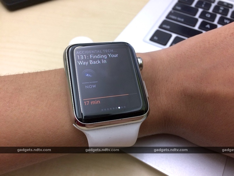 Apple Watch Gets a Big Price Cut in India