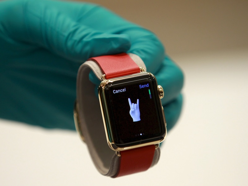 Majority of Apple Watch Owners Plan to Give It as a Gift