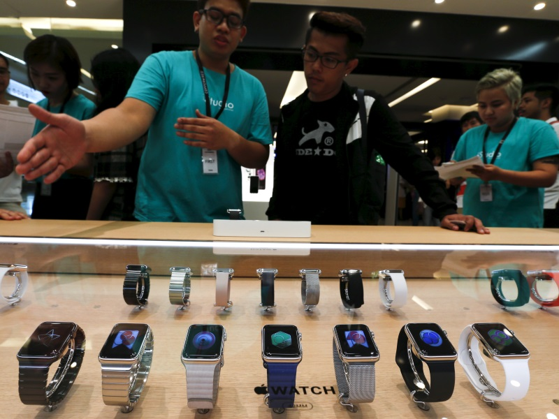 Apple Watch Shipments Hit 3.6 Million Units, Fitbit Holds Onto Lead: IDC