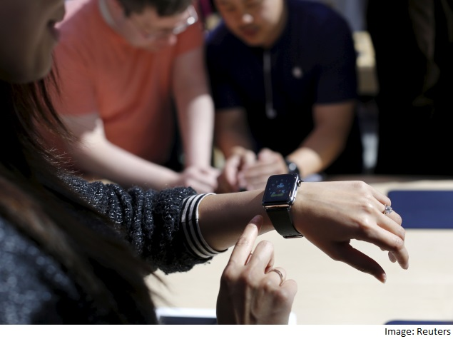 The Apple Watch Arrives in Stores (Just Not Its Own)