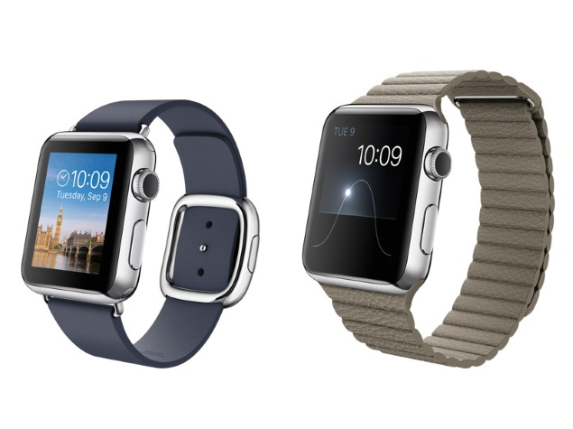 Apple Watch iPhone Companion App Detailed in Leak; Features Tipped