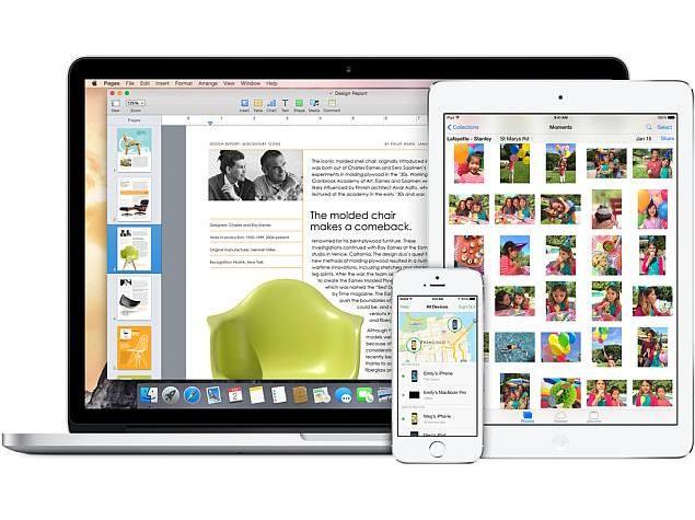 Apple Unveils iCloud Drive Storage Service, Alongside iCloud Photo Library