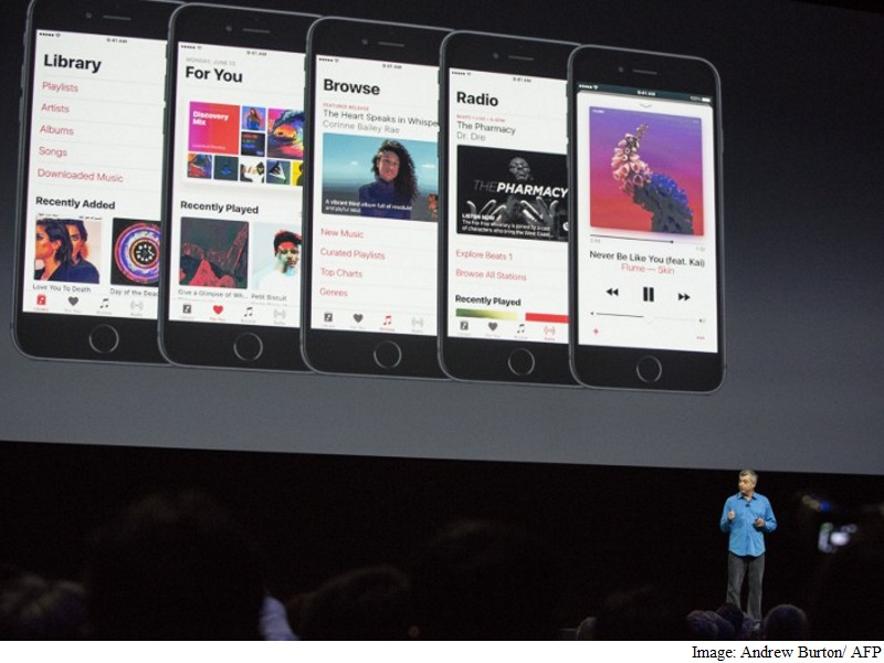 Apple Unveils Host of Software Improvements at WWDC 2016
