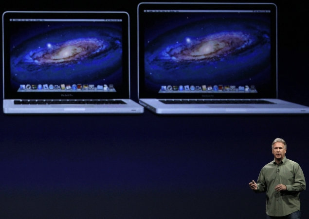 Apple launches thinner, more powerful MacBooks