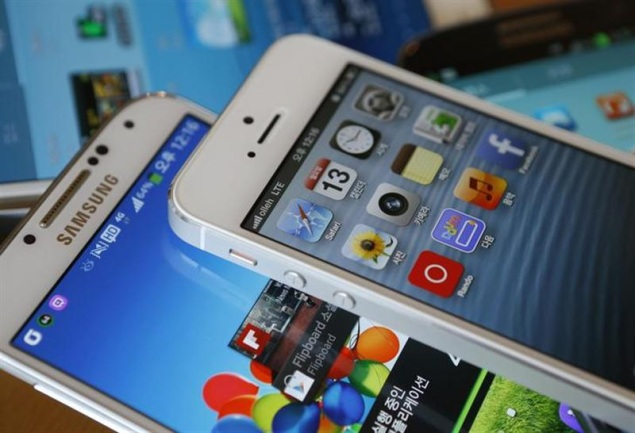 US trade panel delays decision in Apple-Samsung patent fight