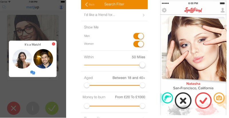 Swiping for BFFs: Dating-Style Apps Are Breaking Into the Friendship Market