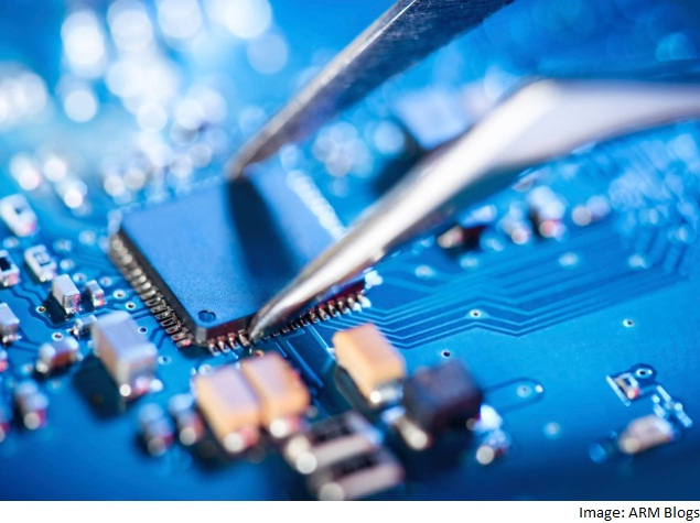 Chip Designer ARM Buffeted by Weak Apple Outlook