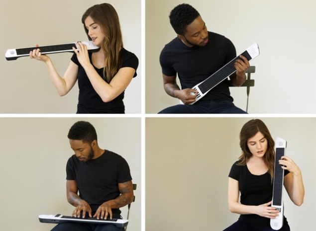 Turn Your Phone Into Any Musical Instrument With This Cool Accessory