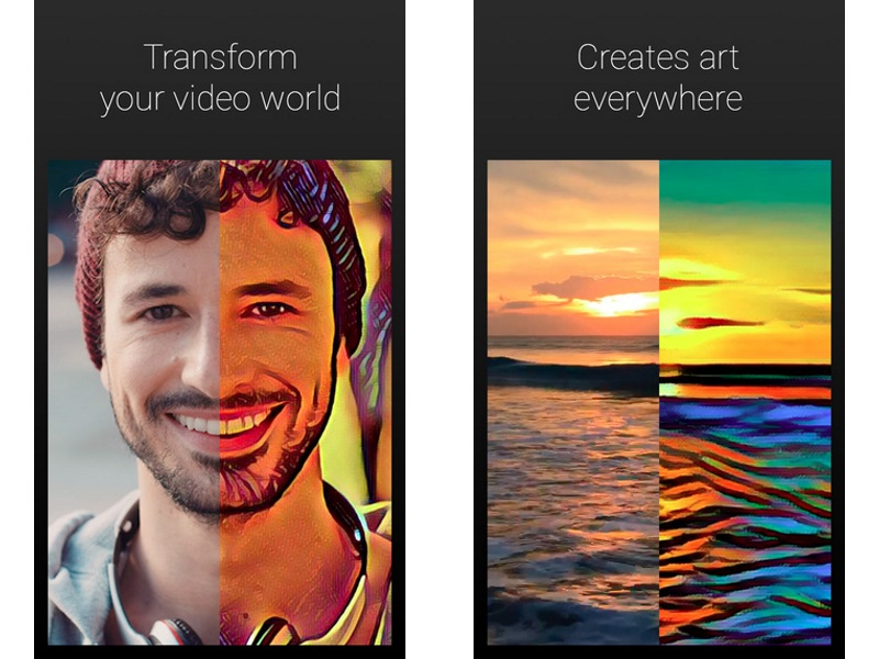 Artisto for Android, iOS Offers Artistic Video Filters; Beats Prisma to the Punch