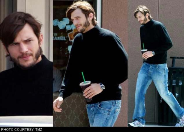 Steve Jobs film starring Ashton Kutcher set for April release