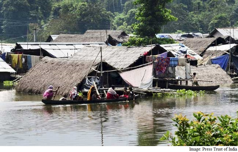 Assam Government Launches Mobile App to Help Disaster Victims