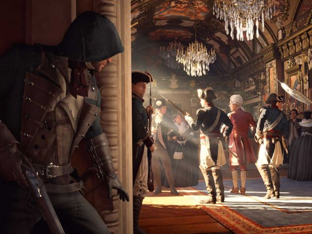 Ubisoft at E3 2014: AC Unity, Far Cry 4, Rainbow Six Siege and More