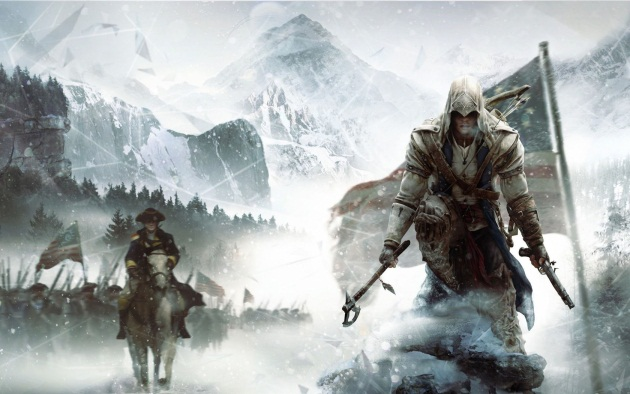 'Assassin's Creed III' videogame orders rocket