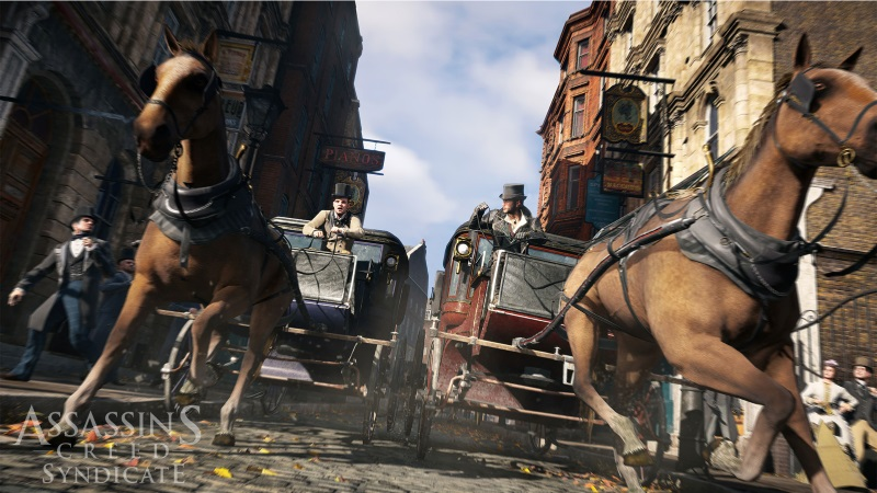 Assassin's Creed Syndicate Launched