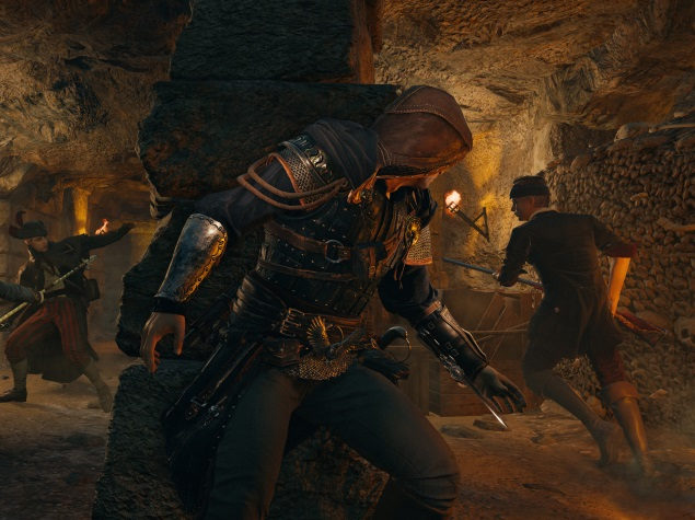 Assassin S Creed Unity Dives Into The French Revolution
