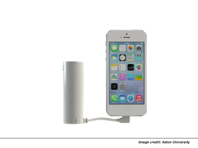 'World's Fastest External Phone Charger' Developed