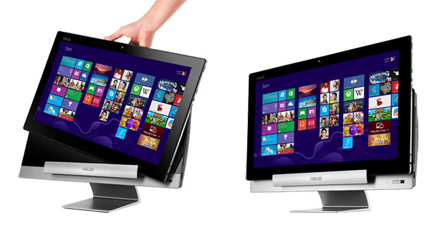 Asus announces Transformer AiO, All-in-One PC-tablet hybrid with Windows 8 and Android