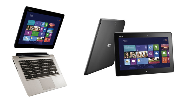 Asus unveils Windows 8-based Transformer Book and VivoTab Smart at CES 2013