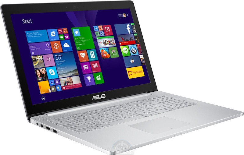 Asus ZenBook Pro UX501 Laptop With Windows 8.1 Launched at Rs. 1,15,999