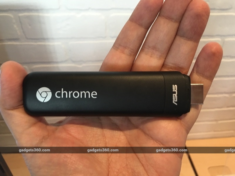 Asus Chromebit Mini Chrome OS Computer to Launch in January at Rs. 7,999